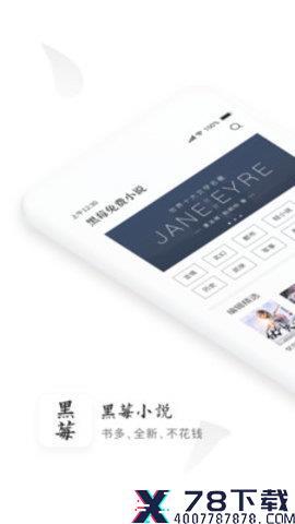 黑莓小说app下载_黑莓小说app最新版免费下载