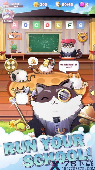 猫咪学校手游下载_猫咪学校手游最新版免费下载