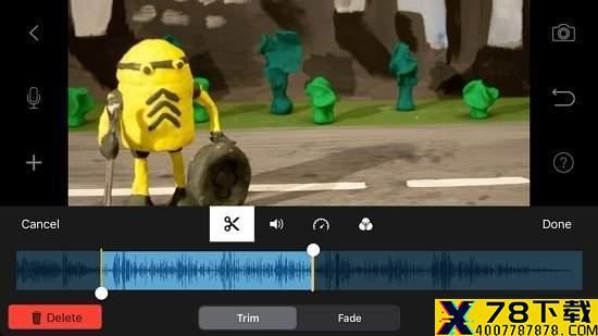 定格动画相机